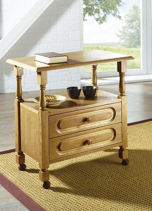 beistelltisch eiche rustikal m bel bader. Black Bedroom Furniture Sets. Home Design Ideas