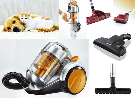 cleanmaxx zyklon staubsauger pet star staubsauger bader. Black Bedroom Furniture Sets. Home Design Ideas