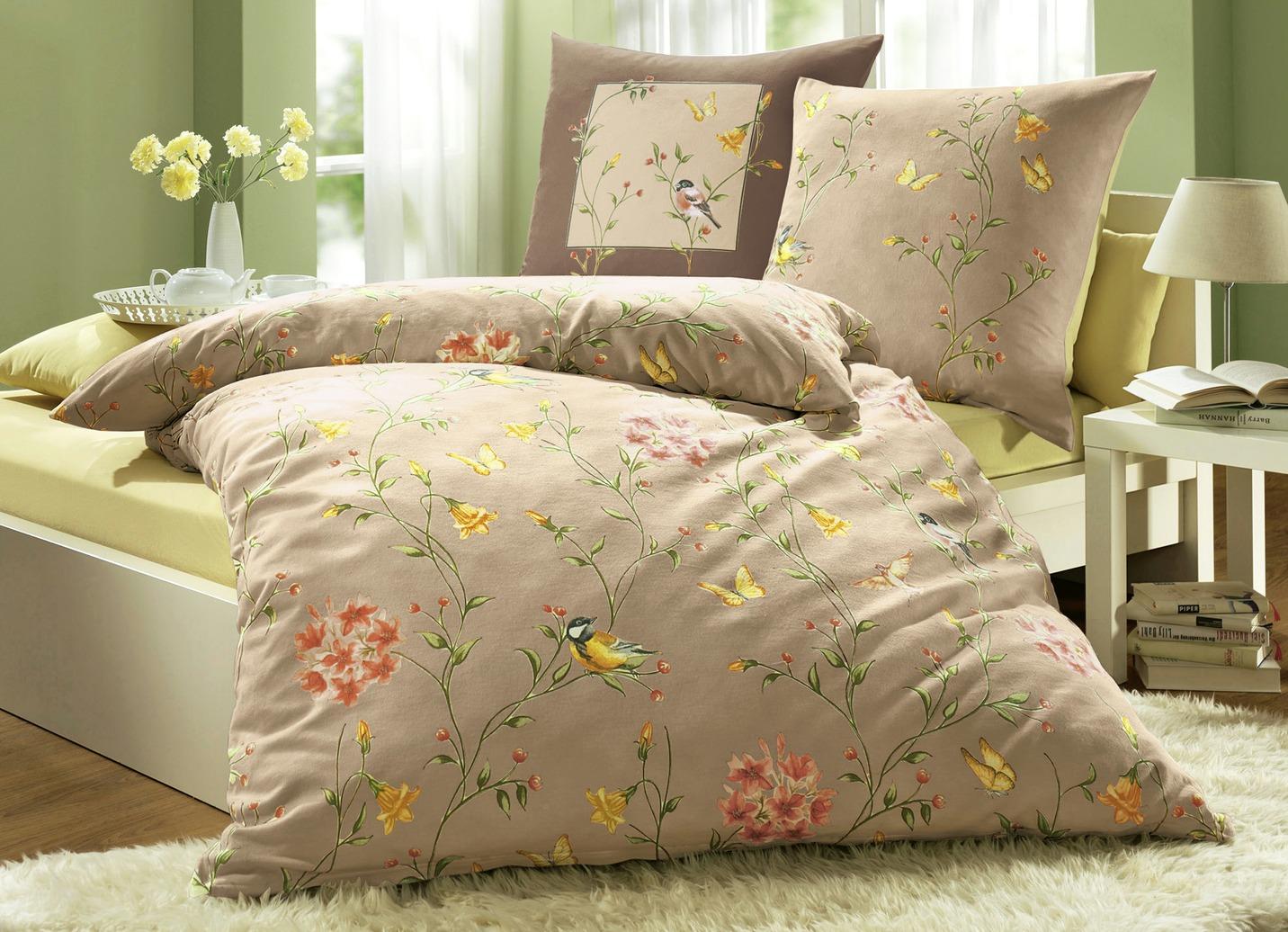 dobnig bettw sche garnitur verschiedene qualit ten bettw sche bader. Black Bedroom Furniture Sets. Home Design Ideas