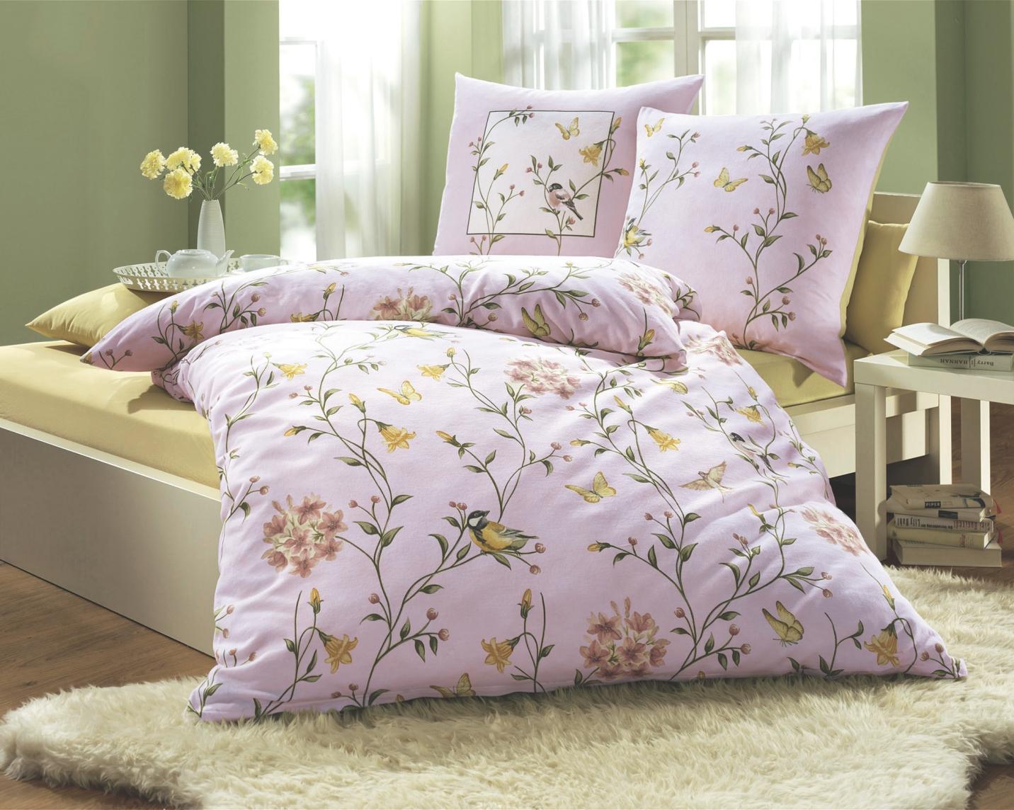 dobnig bettw sche garnitur verschiedene ausf hrungen bettw sche bader. Black Bedroom Furniture Sets. Home Design Ideas