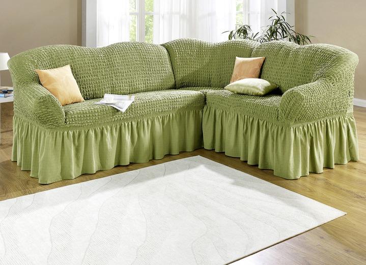 Stretchbezüge Verschiedene Ausführungen Sessel Sofaüberwürfe
