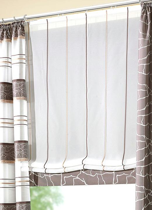 raffrollo 70 cm breit gardine twist beige x cm with raffrollo 70 cm breit best raffrollos. Black Bedroom Furniture Sets. Home Design Ideas