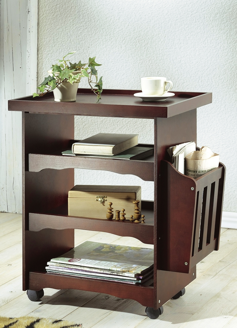 multifunktions wagen eiche rustikal m bel bader. Black Bedroom Furniture Sets. Home Design Ideas