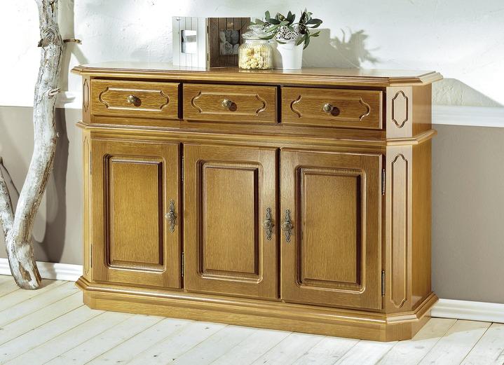 kommode 3 t rig eiche rustikal m bel bader. Black Bedroom Furniture Sets. Home Design Ideas