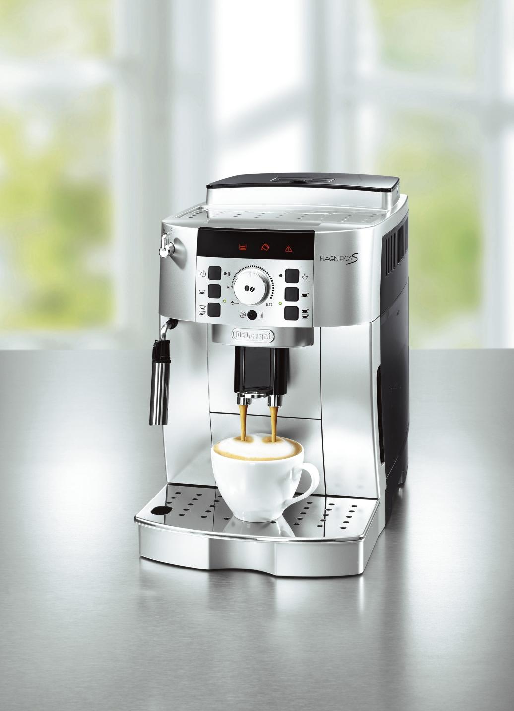 de longhi magnifica s ecam kaffeevollautomat. Black Bedroom Furniture Sets. Home Design Ideas