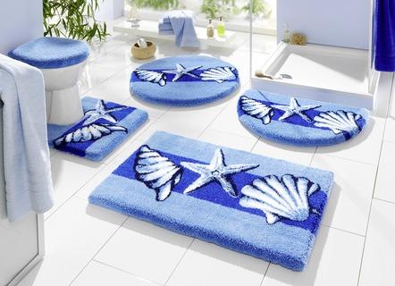 Meusch badgarnitur in verschiedenen farben badgarnituren bader - Badezimmergarnitur 3 teilig ...