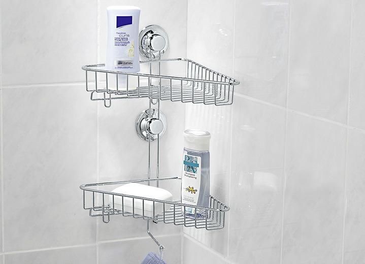 Everloc vacuum system eckregal veschiedene ausf hrungen - Eckregal badezimmer ...