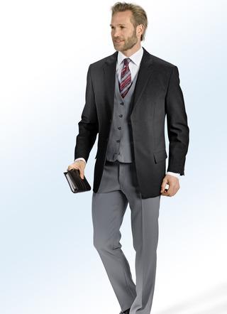 0cb294cc561d62 Anzüge in großen Größen für Herren – tolle Mode für starke Männer
