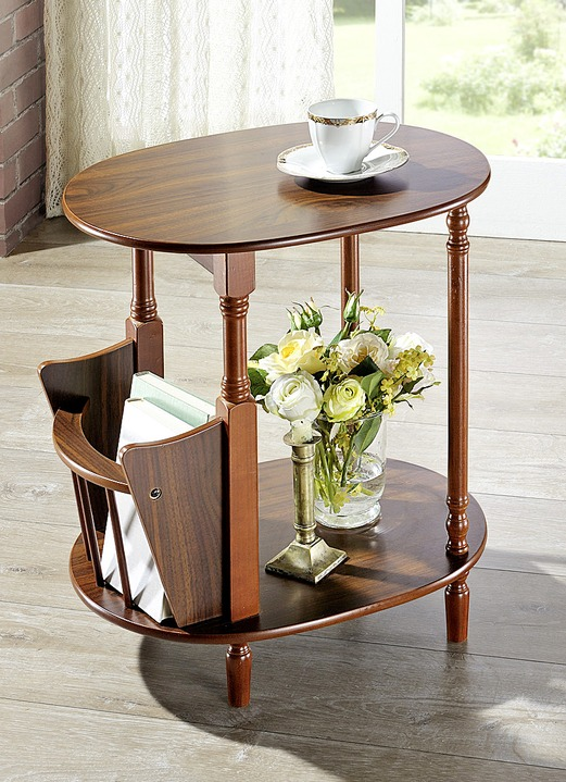 Kleinmöbel für Ihr Wohnzimmer: Beistelltische, Sitztruhen und mehr