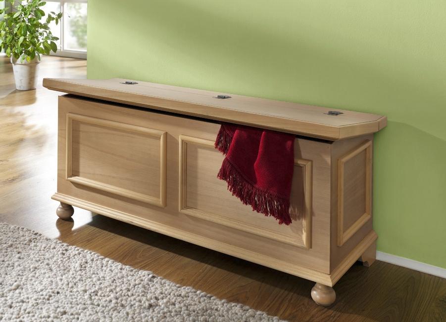 teilmassive truhe in verschiedenen farben kleinm bel bader. Black Bedroom Furniture Sets. Home Design Ideas