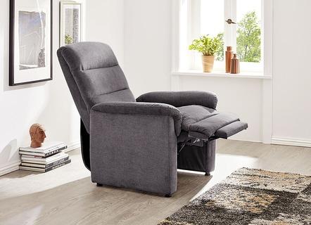 relax sessel in verschiedenen farben polsterm bel bader. Black Bedroom Furniture Sets. Home Design Ideas