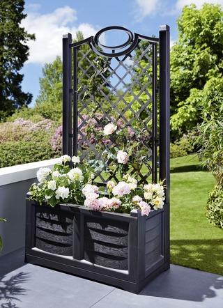 Wetterfeste Blumentöpfe für Garten, Terrasse und Balkon bei BADER