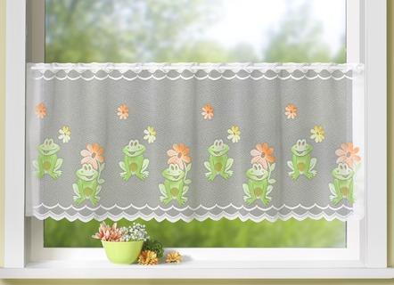 Küchengardinen in vielen hübschen Designs im BADER-Onlineshop