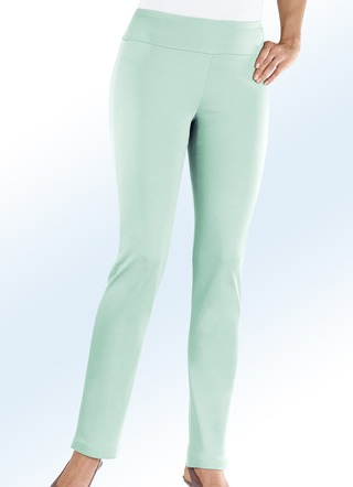 Soft-Stretch-Hose in 9 Farben