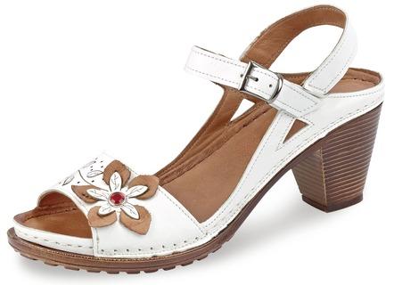 f1cfde85aaa2 Topmodische Sandalette mit verstellbarer Spange, Weite G