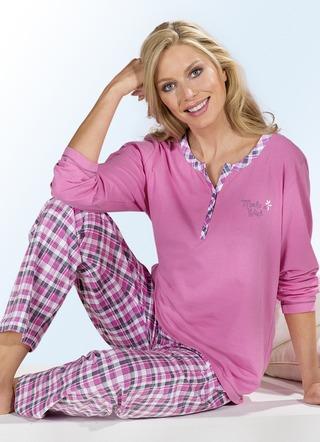 6dac534ffc2d3c Nachtwäsche Damen aus Baumwolle online bestellen