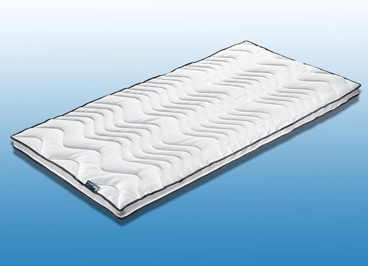 f a n 7 zonen kaltschaum matratzentopper premium matratzen topper bader. Black Bedroom Furniture Sets. Home Design Ideas