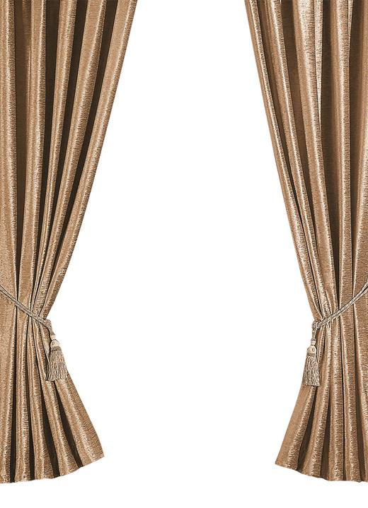 bergardinen garnitur mit universalschienenband gardinen. Black Bedroom Furniture Sets. Home Design Ideas