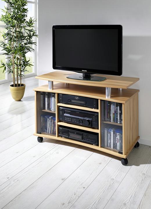 Tv Rack In Verschiedenen Farben Tv Hifi Möbel Bader