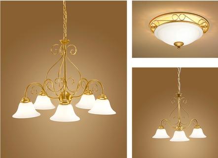 leuchten in verschiedenen ausf hrungen lampen leuchten bader. Black Bedroom Furniture Sets. Home Design Ideas