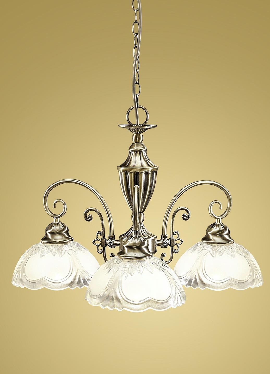 pendelleuchte 3 flammig lampen leuchten bader. Black Bedroom Furniture Sets. Home Design Ideas
