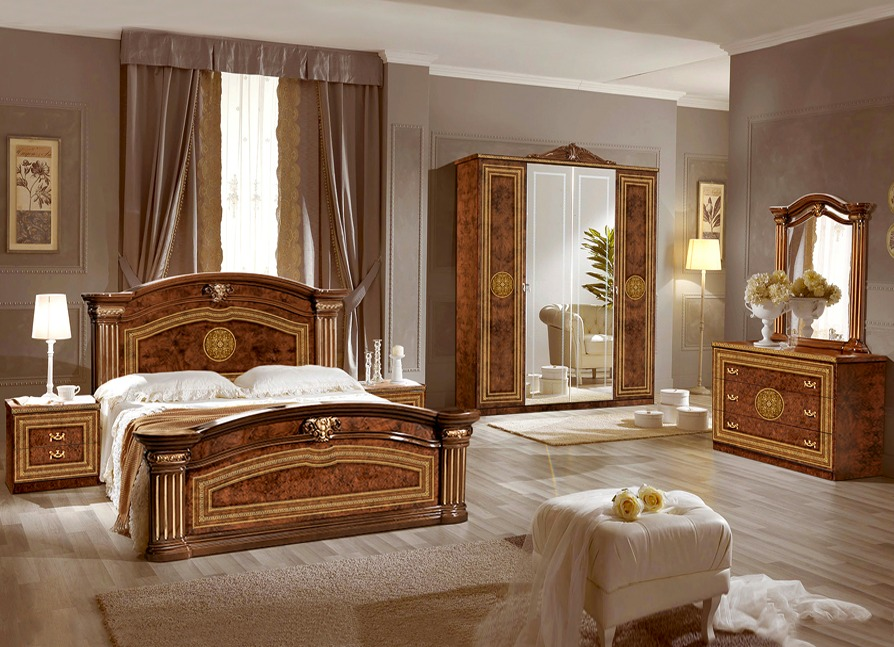 schlafzimmer m bel in verschiedenen ausf hrungen betten. Black Bedroom Furniture Sets. Home Design Ideas