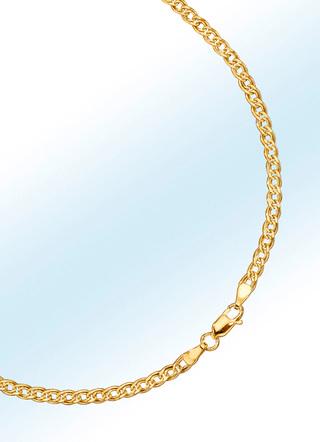 Männer 585 goldkette Halsketten aus