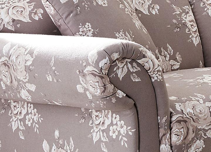 Polsterecken   Polsterecke In L Form Mit Bettfunktion Und Bettkasten, In Farbe  BRAUN