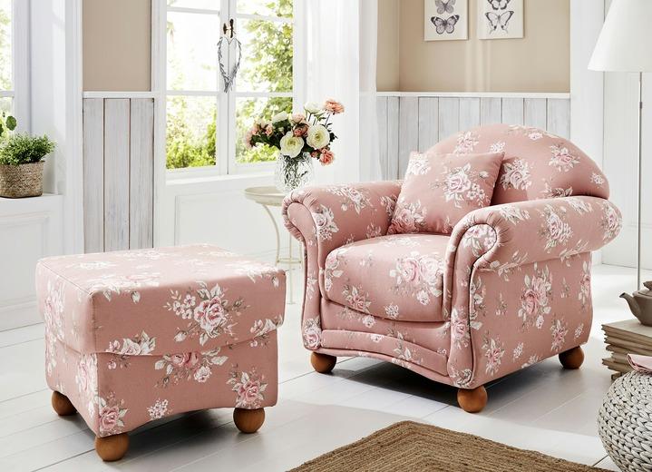 Polstermöbel in klassischer Form - Polstermöbel | BADER