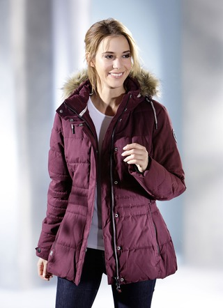 e54dfe2dbe2dfb Funktionsjacken und Wind und Wetter Jacken für Damen: gut gerüstet ...