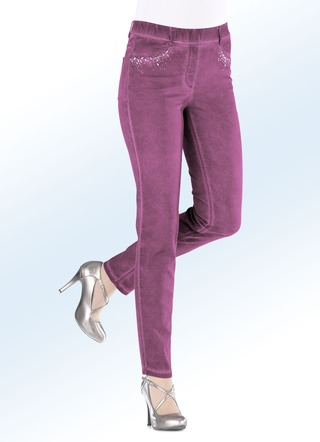 Jegging-Jeans in 6 Farben