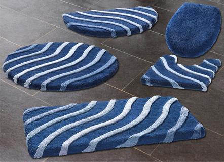 Badteppiche für eine Wohlfühloase in Ihrem Badezimmer