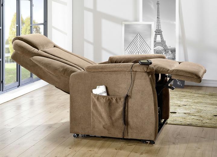 tv sessel mit motor und aufstehhilfe verschiedene farben polsterm bel bader. Black Bedroom Furniture Sets. Home Design Ideas