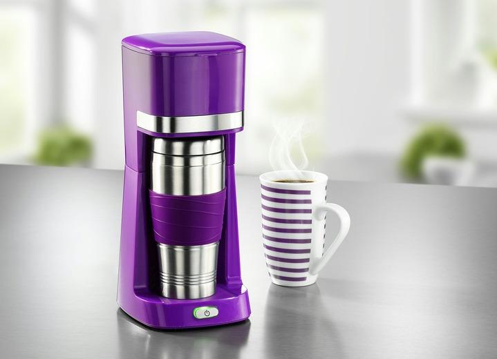 kaffeemaschinen inkl keramikbecher thermobecher. Black Bedroom Furniture Sets. Home Design Ideas