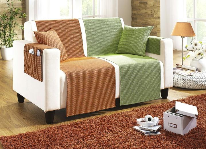 Sofaüberwürfe wohnaccessoires in verschiedenen farben sessel sofaüberwürfe