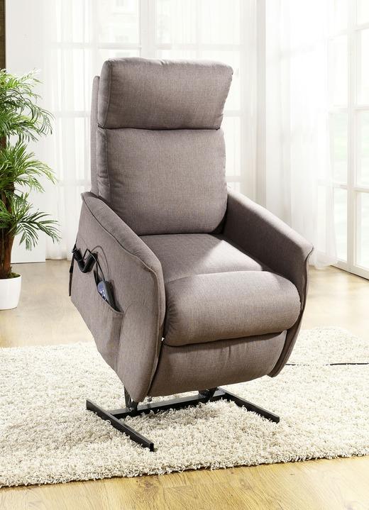 relax sessel aus weichem microverlours polsterm bel bader. Black Bedroom Furniture Sets. Home Design Ideas