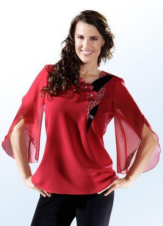 best loved c6991 591fc Festliche Blusen und Tuniken in tollen Designs für besondere ...