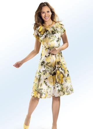 Elegante Kleider Gelb Versandkostenfrei Online Bestellen