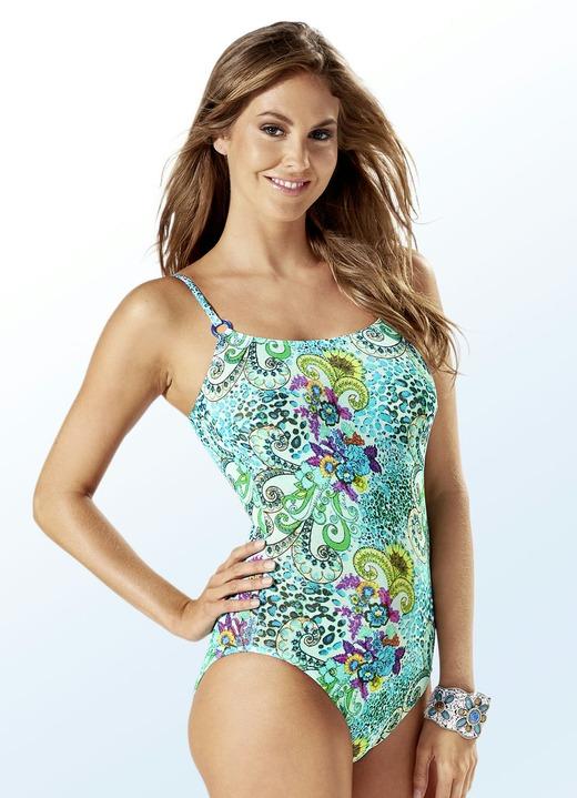 premium selection 6cc41 8cd2e Sunflair Badeanzug mit Zierringen, schalenlos, durchbräunend
