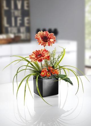 k nstliche pflanzen und blumen die ihre vier w nde versch nern. Black Bedroom Furniture Sets. Home Design Ideas