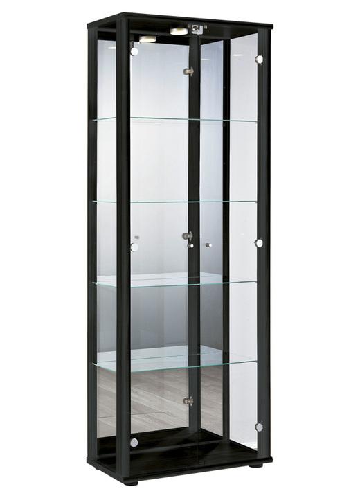 vitrine 2 t rig in verschiedenen farben vitrinen bader. Black Bedroom Furniture Sets. Home Design Ideas