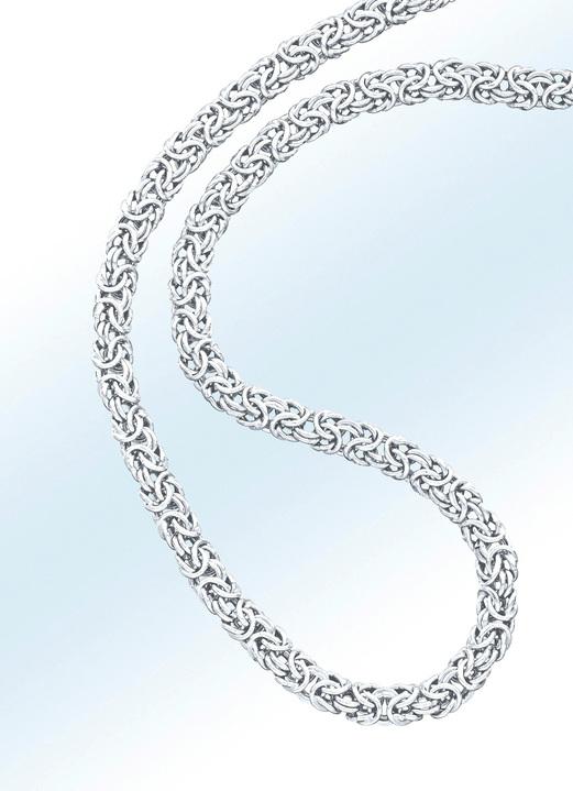 Elegante Halskette im Königsketten Design