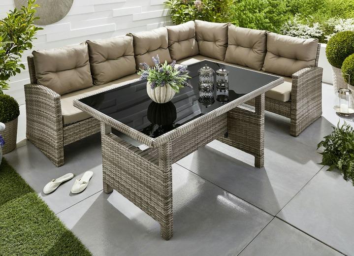 dining lounge set venezia gartenm bel bader. Black Bedroom Furniture Sets. Home Design Ideas