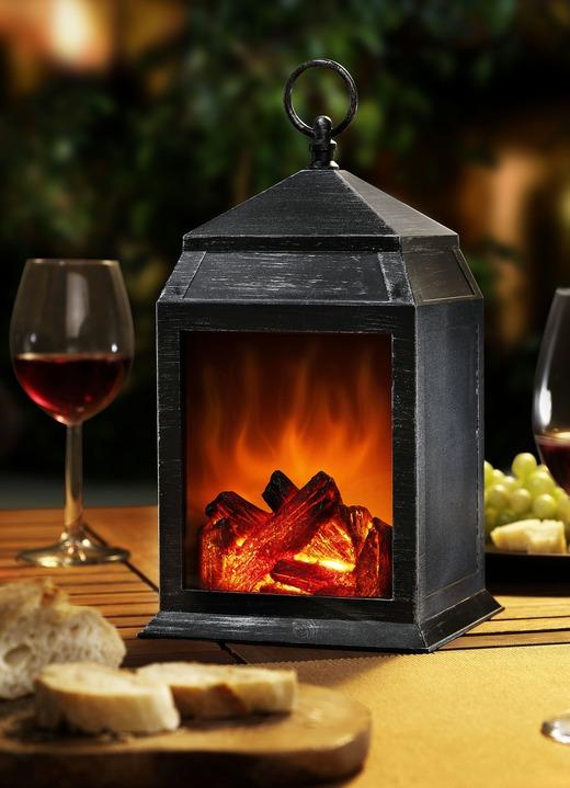 led laterne f r romantische lichtakzente gartenbeleuchtung bader. Black Bedroom Furniture Sets. Home Design Ideas