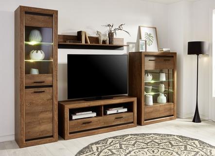 Anbauwand für Ihr Wohnzimmer – stilvoll und praktisch
