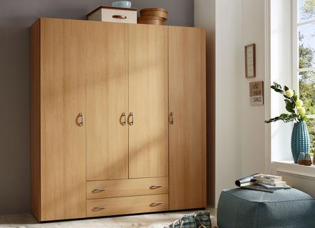Kleiderschrank mit viel stauraum u2013 ideal für ihr schlafzimmer geeignet