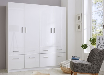 Kleiderschrank Mit Viel Stauraum Ideal Für Ihr Schlafzimmer Geeignet