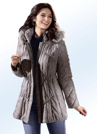 7549151ccbcd Hübsche Damenjacken für den Winter in diversen Designs