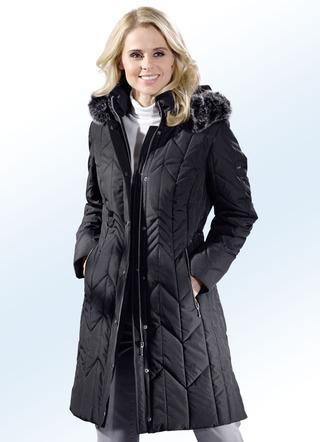 Damen mantel auf rechnung