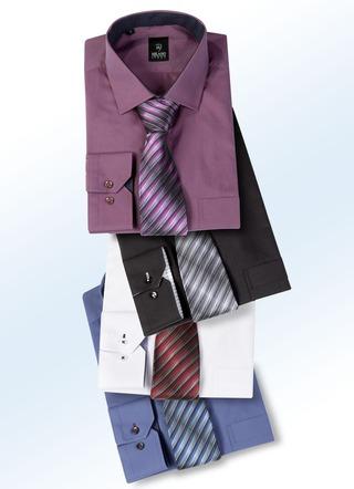 online store 4f2a1 0b06e Elegante Herren Hemden - Ideal als neues Businesshemd